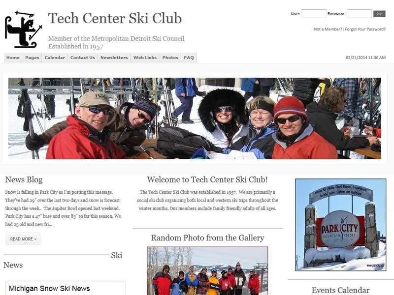 Tech Center Ski Club